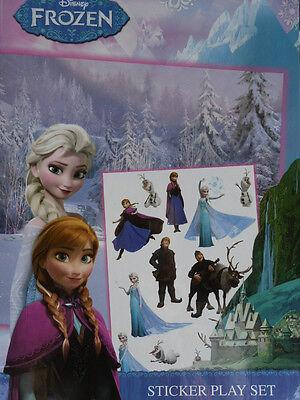 Disney Frozen * Sticker Spiel Set * Kulisse mit magischen Haftfiguren *Neu*OVP
