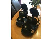 Snowboard bindings, FLOW bindings