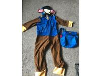 Paw patrol fancy dress