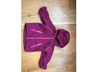 Polarn o. Pyret jacket coat 1-1.5 years 86cm suits up to 2.5 years even!