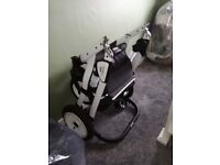 Baby-Merc faster 2, 3 in 1 buggy
