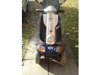 kymko xxls mobility scooter very good condition