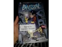 Batgirl of Burnside Volume 1 Signed DC Comics Graphic Novel