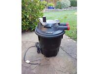 Bioforce 9000 revolution external pond filter