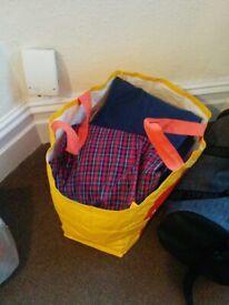 Clothes job lot