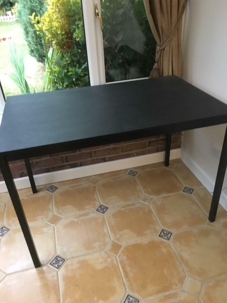 Ikea Wenge Dining Table In Essington West Midlands Gumtree
