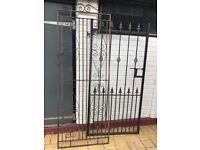 Metal garden gates for sale £20