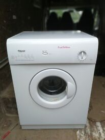 HOTPOINT CREDA 5KG VENTED TUMBLE DRYER IN GOOD WORKING ORDER