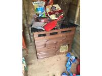 Rabbit/duck/hen etc hutch/house for sale