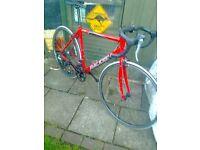bike for sale -- 3 bikes -roadbike / diamondback bike /bmx-- all nice!