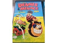 The Beano, The Dandy, Dennis the Menace & The Bash Street Kids Annuals