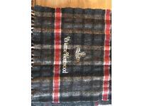 Vivienne Westwood check scarf