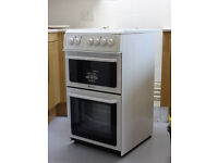 Hotpoint electric cooker. Less than 3 years old. Very light use. Excellent condition
