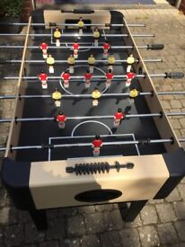 Pot Black Kids Delux Football Table - Multicoloured, 4 Ft