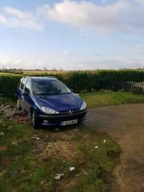 Peugeot 206se disesl £30 tax per year