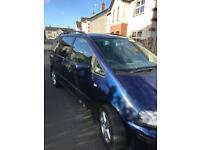 7 seater Seat Alhambra for sale. MOT'd to March 2019