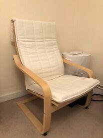 Ikea Armchair + cushion