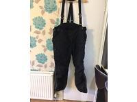 JTS Textile Men's Motorcycles Trousers