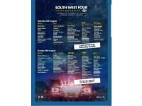 Weekend ticket SW4