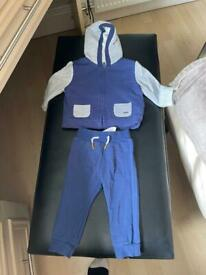 Mayoral baby boys tracksuit 4-6 months