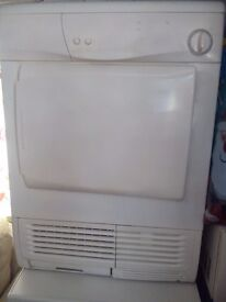 Indesit 8kg dryer condenser