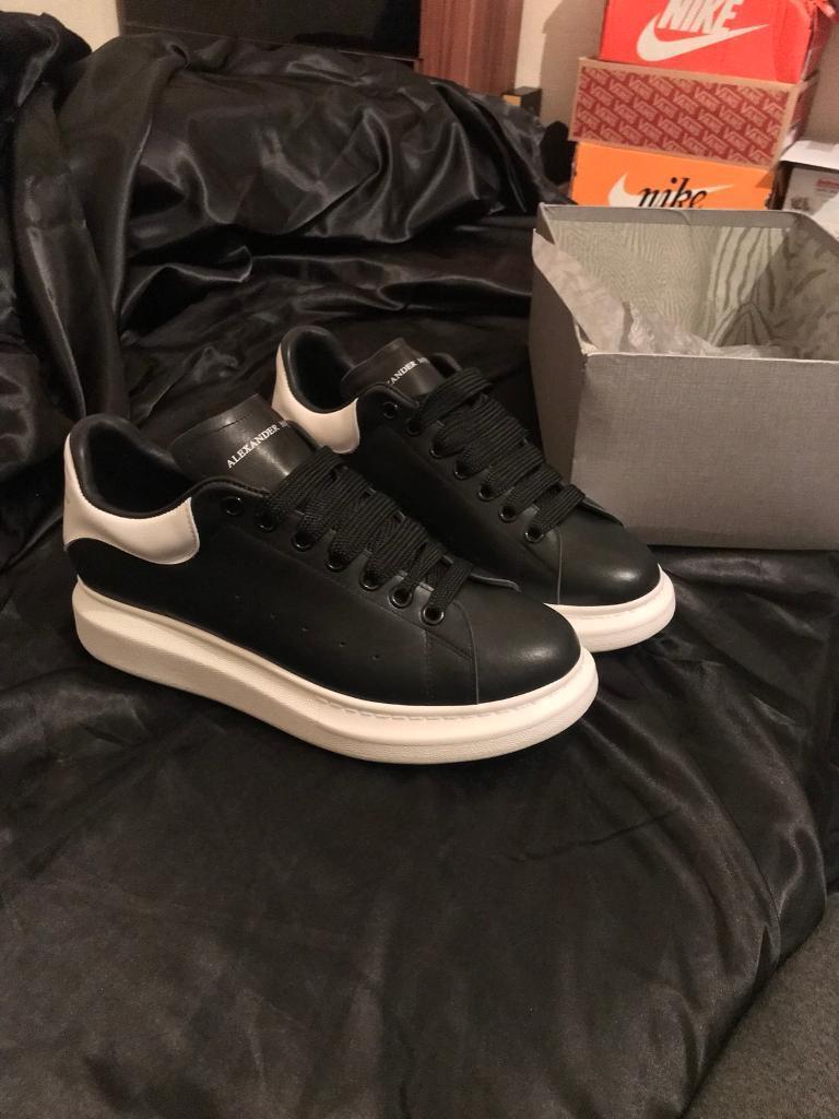 Alexander Mcqueen Oversized Sneakers Men Size 8 In Dagenham