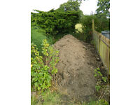 TOPSOIL - GOOD CLEAN TOPSOIL FREE TO COLLECTOR