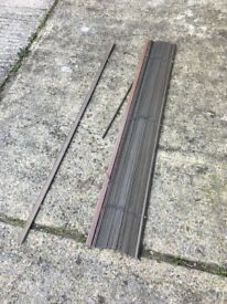 Wooden Blinds with Fixings