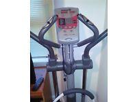 Digital Bremshey cross trainer