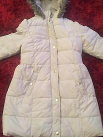 M&S coat for sale age-13 to 14 years