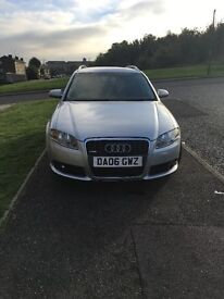 Audi A4 avant 2ltr tdi sline