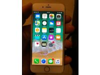 Apple iPhone 6 16gb Silver UNLOCKED!