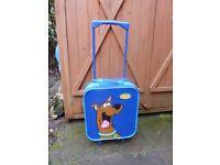 Scooby Doo cabin bag.