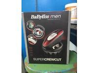 BABYLISS SUPERCREWCUT