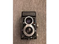 Rolleicord VB camera great condition inc case and strap