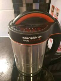 Morphy Richards soup/smoothie maker
