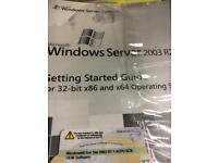 Windows server 2003 standard r2 COA