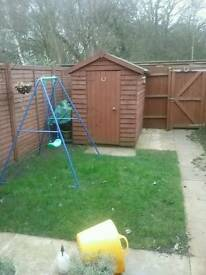 Two bed house in Calvert Green looking for 2/3 bed house in Aylesbury or close as possible