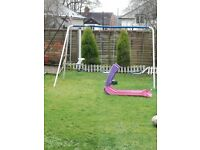 Swing seesaw outdoor