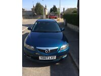 Mazda 6 TS, Diesel, blue, great condition