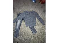 Boys jumper and jeans from Next age 6
