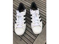 Adidas Superstar Golf Shoes UK 8.5