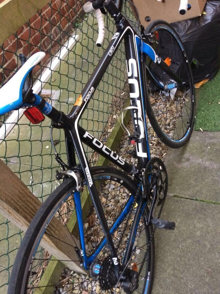 Racing bike excellent condition Focus cayo