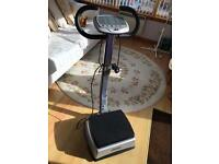 Body Sculpture Vibration Plate Exerciser