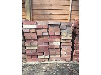 Mixed bricks
