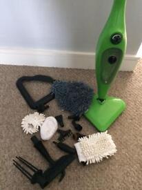 12 in 1 steam mop system