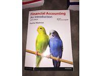 ESSENTIAL first year Edinburgh Uni Business Management books