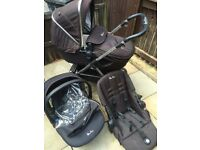 Silver Cross 3 in 1 pram
