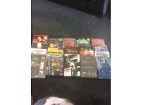 Selection of 20 dvds