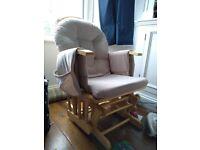 Nursing Chair (kiddicare)